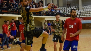 Cupa României încheie prima parte a sezonului în handbalul masculin românesc