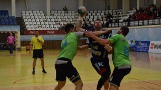 Victorie muncită pentru HC Dobrogea Sud la Focşani