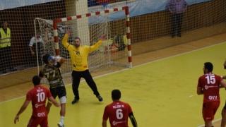 """HC Dobrogea Sud """"merge ceas"""" în play-off"""