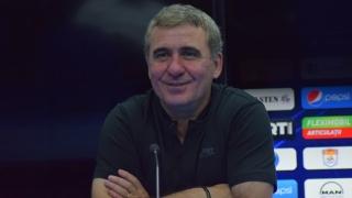 """Gheorghe Hagi, manager tehnic Viitorul: """"Echipa m-a surprins total. Să joace atât de bine"""""""