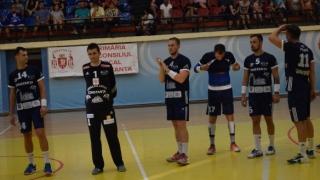 HC Dobrogea Sud a recuperat o diferenţă de şase goluri în meciul cu Dunărea