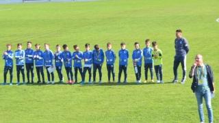 Zi specială pentru micuţii fotbalişti de la FC Farul 2010