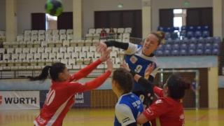 CSU Neptun, succes fără emoţii în meciul cu Dinamo