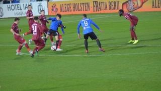 Începe returul în play-off-ul Ligii 1 la fotbal