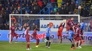 Miercuri seară aflăm prima finalistă din Cupa României