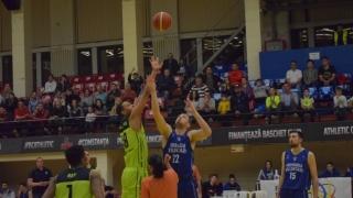 BC Athletic a pierdut şi a doua partidă cu CSM Tg. Mureș