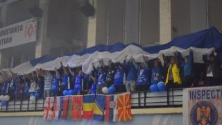 Speranţe risipite pentru HC Dobrogea Sud