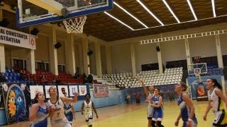 Baschetbalistele de la CS Phoenix-Ştiinţa s-au impus fără probleme la Tg. Mureş