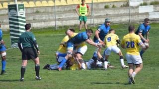 CS Tomitanii a încheiat pe locul 8 în SuperLiga de rugby