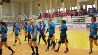 Handbalistele de la CSU Neptun au suferit trei înfrângeri la turneul semifinal