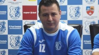 Ianis Zicu, mulţumit după primele trei puncte obţinute de Farul în 2020