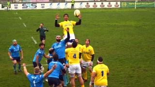 În SuperLiga de rugby, CS Tomitanii a cedat în duelul cu liderul