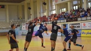 CS Medgidia a învins la scor HCDS II