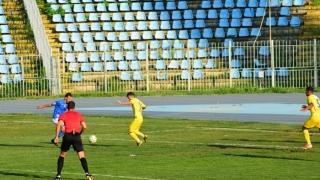 Rapid a urcat pe podium în Liga a 2-a