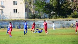 Viitorul Fântânele a trecut pe primul loc în Liga a IV-a constănţeană la fotbal