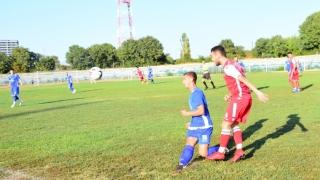 Derby la Năvodari în Liga a IV-a