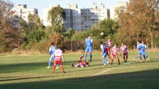 Sâmbătă, etapa a 10-a în Liga a IV-a la fotbal