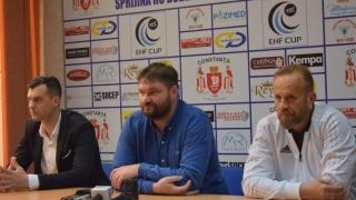 HC Dobrogea Sud înfruntă Dinamo, în primul meci al finalei LN de handbal masculin