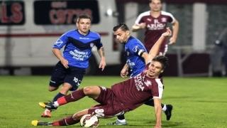 Rapid București a terminat la egalitate meciul cu Rapid Suceava