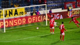 Etapă intermediară în Liga 1
