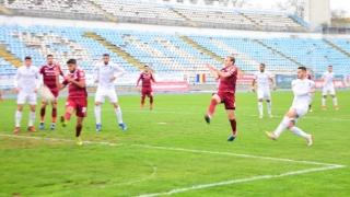 Rapid a trecut pe primul loc în Liga a 2-a