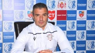 Daniel Pancu, demis din funcţia de antrenor principal al Rapidului