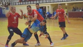 HC Dobrogea Sud s-a calificat în optimile Cupei României