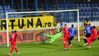 Astra Giurgiu a urcat pe primul loc în Liga 1