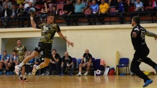 HC Dobrogea Sud s-a impus fără probleme la Cluj-Napoca