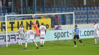 Partida CFR Cluj - FC Botoșani a fost amânată