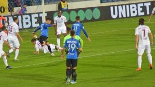 Meciul FCSB - CFR a fost amânat, jucător pozitiv la SARS-Cov-2 în echipa clujeană