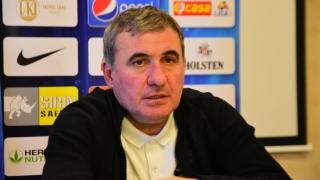 """Gheorghe Hagi, manager tehnic Viitorul: """"CFR e un exemplu pentru toţi"""""""