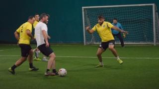 Se reiau partidele din cadrul Campionatului Judeţean de minifotbal