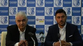 """Anghel Iordănescu, prezent la prima sesiune oficială a programului """"MasterClass F.C. Farul Constanța"""""""