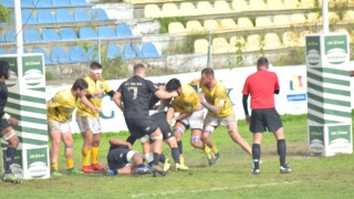 Se reia SuperLiga CEC Bank la rugby
