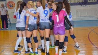 Academia de Volei Tomis Constanța participă la turneul din play-off-ul DA2