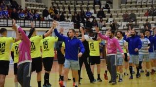 Victorie clară pentru HC Dobrogea Sud