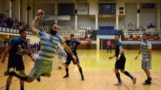 HC Dobrogea Sud, desprindere decisivă în repriza a doua în duelul cu Minaur