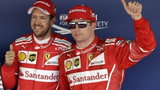 Dublă pentru Ferrari în calificările pentru Marele Premiu al Rusiei