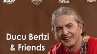 Unele dintre cele mai îndrăgite melodii folk, cu Ducu Bertzi & Friends
