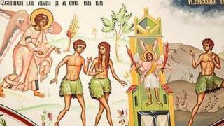 Ultima zi din Săptămâna Albă - Duminica izgonirii lui Adam din Rai