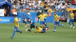 Dinamo nu a putut trece Dunărea