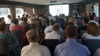 Dunărea - alternativă la transportul rutier și feroviar congestionat din Europa