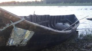 Un kilometru și jumătate de plase de pescuit confiscate de Garda de Coastă