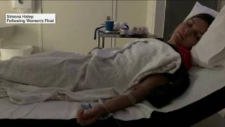 ȘOC ÎN TENIS! Simona Halep, spitalizată imediat după finala Australian Open