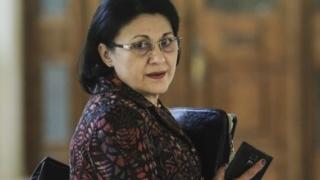Ecaterina Andronescu, propunerea pentru Ministerul Educaţiei