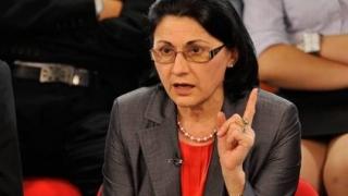 Andronescu revine asupra declarației privind copiii cu dificultăți