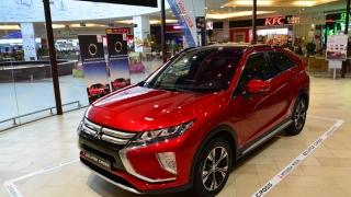 Exclusiv Auto lansează pe orbită noul Mitsubishi Eclipse Sport