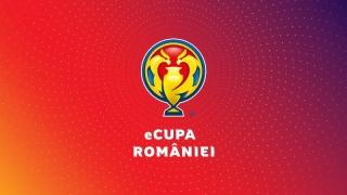 În eCupa României, Viitorul evoluează joi, în sferturi