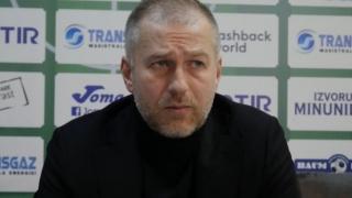 Edi Iordănescu a fost prezentat oficial la Gaz Metan Mediaş